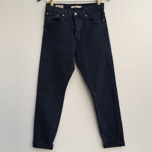 Levi's Intergalactic High Rise Wedgie Skinny Jeans